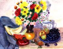 Grapes by Inna Vinchenko