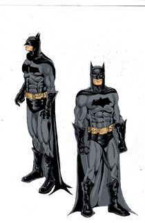 Batman: Year One Concept  von Will  Burton