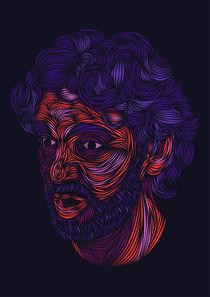 Pau Gasol by David Pocull