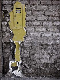Banksy wall by Georgina Avila