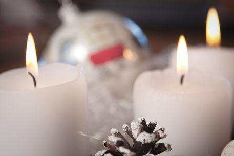 Weihnachts-stillleben