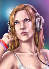 A Beat of Trance by Esaul  Hernandez