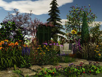 Magical Garden by sisterofdarkness