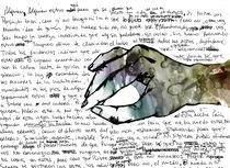 Hand von Dolores Salomon