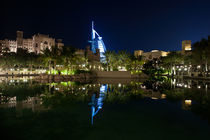 Burj Al Arab by Sebastian Opitz
