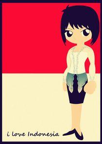 I Love Indonesia von Nimas Arum