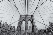 Brooklyn Bridge von Stefan Kloeren