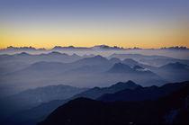Sonnenaufgang – Dolomiten by Thomas Mertens