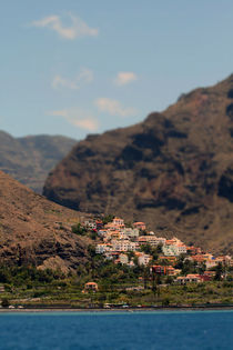 La Gomera - La Calera - Valle Gran Rey von Jens Berger