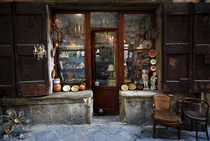 Tuscan Shop Front