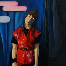 Taichou Red by Sarah Ferguson