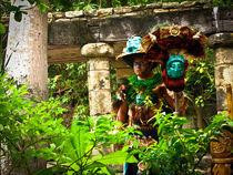 Mayan Dancer von Noe Casas