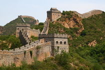 the Great Wall of China by ShuiZhou He
