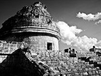 El Caracol-Observatory, Chichen-Itza von Noe Casas