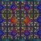 Twelve-part-pattern-design