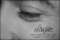 Laughter by Michelle Roets