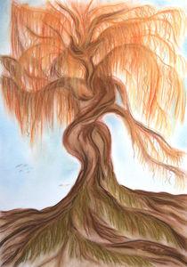 Baumfrau - womantree by Patti Kafurke