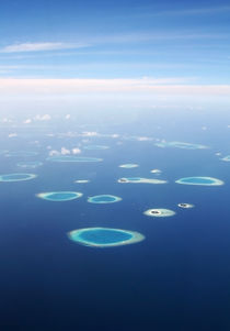 Islands of the Maldives 1 von Kai Kasprzyk