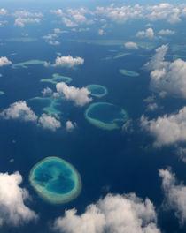 Islands of the Maldives 2 von Kai Kasprzyk