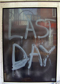 Last Day by Raphael Mahon