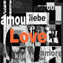 Love von Christine Lamade