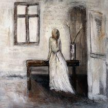 Frau am Fenster von Christine Lamade