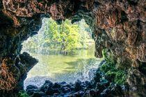 Window of Rocks von Nizar Bredan