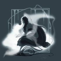 Yuki Onna III by Charlotte Winroth