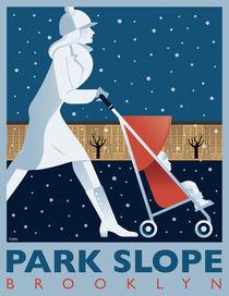 Park Slope by John Tomac