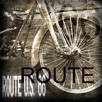 Route 66 by Christine Lamade