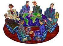 Hi Tech Global Interacting von Blake Robson