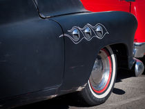 Pinstriped Chrome by Jean-Pierre Arsenault