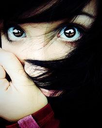 Eyes by Iskrenna Panayotova
