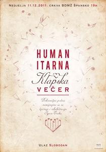Humanitarian Concert by Luka Balic