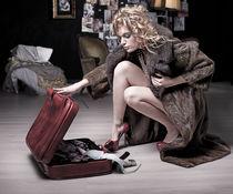 The suitcase by Gantcho Beltchev