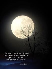 'jeder ist ein Mond' by lefeber