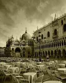 St. Mark's Square by Matt Marcinkowski