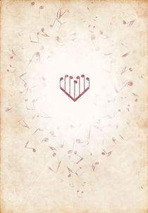 Music Heart warm by Luka Balic