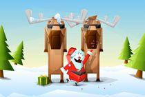 Santa claus von Robert Filip