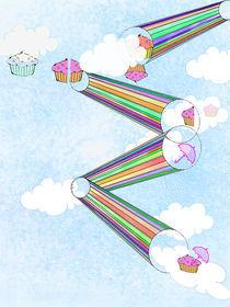 Travelling Cupcakes n° 2 von p-d-l