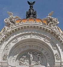 Kuppel Fine Arts, Cúpula Bellas Artes by Ricardo Anderson