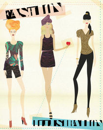 Fashion three-way von Dolores Salomon