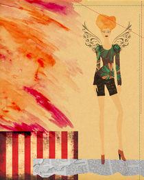 Fashion Angel by Dolores Salomon