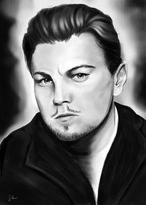 Leonardo DiCaprio by Gabriela Wendt
