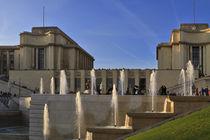 Palais de Chaillot in Paris by Louise Heusinkveld