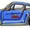 Baby-blue-sports-car