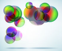 Floating-colorful-orbs