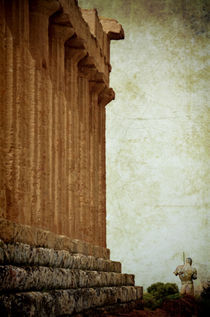 Dedalo at the Temple of Concordia by RicardMN Photography