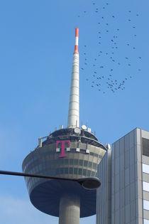 Fernsehturm Köln by Kathrin Kiss-Elder