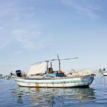 Fishing boat by Reem Elsheikh